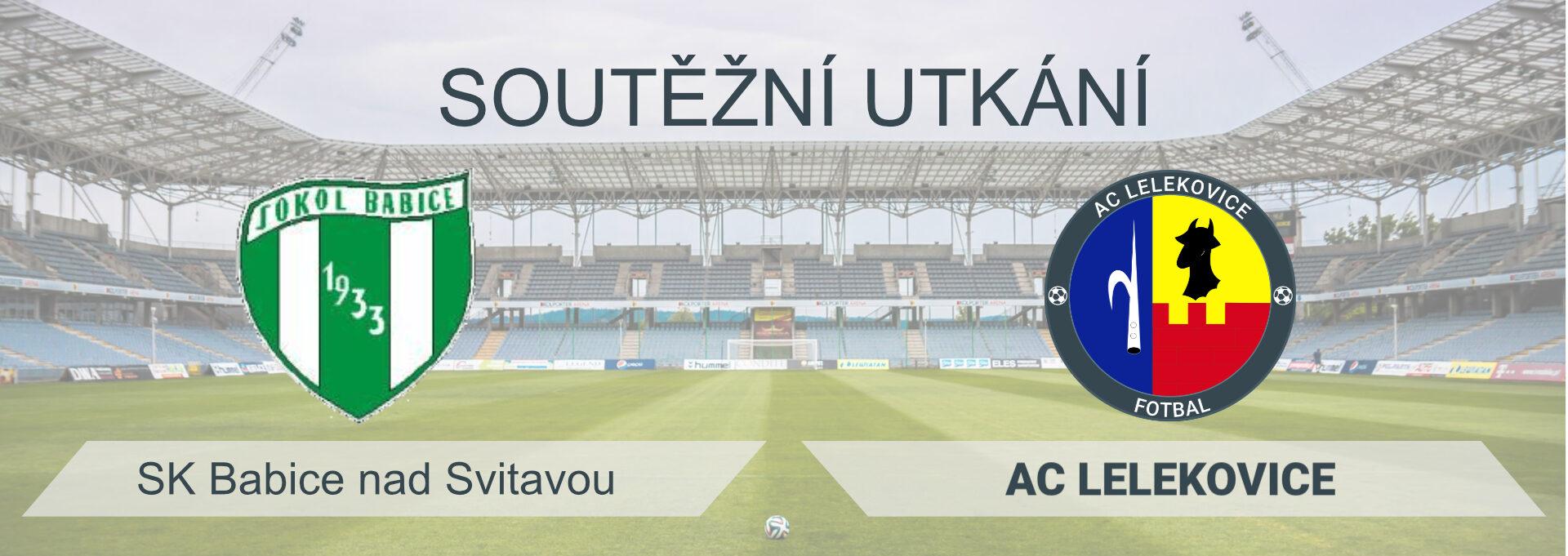 AC LELEKOVICE fotbalový klub