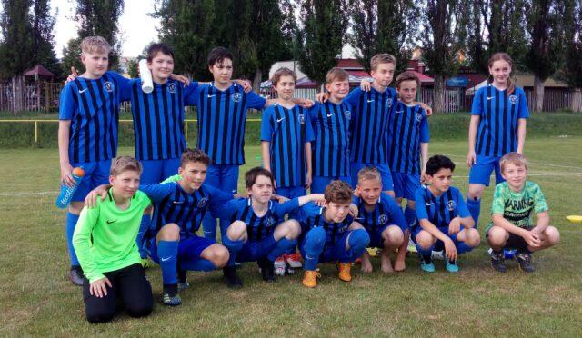 Naše tři mládežnická družstva úspěšně zabojovala na turnajích ve Starém Lískovci